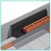 Inter-loc horizontal cavity trays - lead attached
