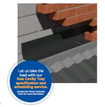 System 2000 horizontal cavity trays - lead attached